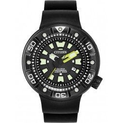Citizen Mens Eco-Drive Promaster Diver Watch BN0175-19E