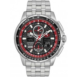 Citizen Mens Red Arrows Skyhawk A-T Watch JY8059-57E