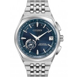 Citizen Mens Eco-Drive Satellite Wave Watch CC3020-57L
