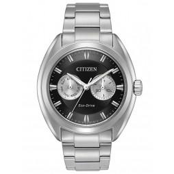 Citizen Mens Paradex Day-Date Bracelet Watch BU4010-56E