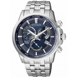 Citizen Mens Eco-Drive Calibre 8700 Perpetual Calendar Bracelet Watch BL8140-80L