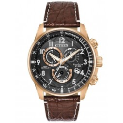Citizen Mens Limited Edition PCAT Strap Watch AT4133-09E