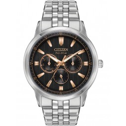 Citizen Mens Corso Eco-Drive Watch BU2070-55E