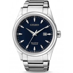 Citizen Mens Titanium Black Watch BM7360-82L