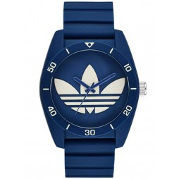 Adidas Mens Santiago Rubber Strap Watch ADH3138
