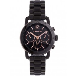 Coach Ladies Black Legacy Sport Watch 14502076