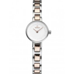 Obaku Ladies Two Tone Bracelet Watch V198LXCISC