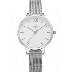 Obaku Ladies Liv Steel Watch V209LXCIMC