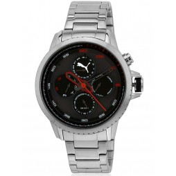 Puma Mens Turbine Bracelet Watch PU103271002