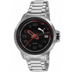 Puma Mens Turbine 3HD Watch PU103281002