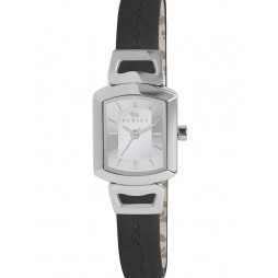 Radley Ladies Black Grosvenor Leather Strap Watch RY2203
