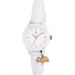 Radley Ladies Watch It White Strap Watch RY2320