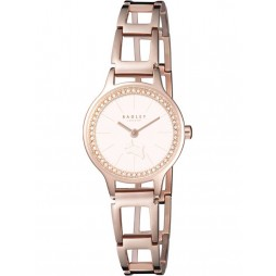 Radley Ladies Wimbledon Rose Gold Bracelet Watch RY4260