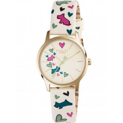 Radley Ladies Love Me Love My Dog Strap Watch RY2472