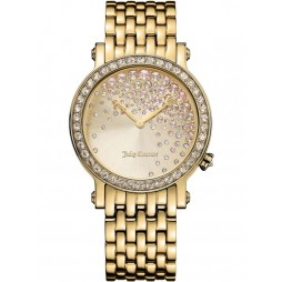 Juicy Couture LA Luxe Gold Watch 1901280