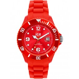 Ice-Watch Mens Red Big Dial Watch SI.RD.B.S.12