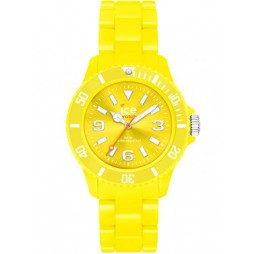 Ice-Watch Unisex Rubber Strap Watch SS.NYW.U.S.12