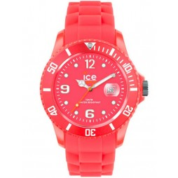 Ice-Watch Ladies Rubber Strap Watch SS.NRD.B.S.12