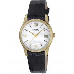 Rotary Ladies Strap Watch LSI2368-41