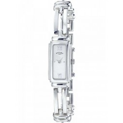 Rotary Ladies Sterling Silver Watch LB20052-21