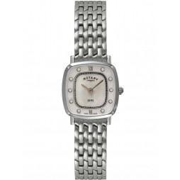 Rotary Ladies Ultra Slim Bracelet Watch LB08100-41