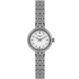 Rotary Ladies Stainless Steel Bracelet Watch LB02086-02