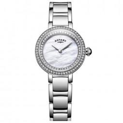 Rotary Stone Set Bracelet Watch LB05085/41