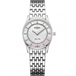 Rotary Ladies Ultra Slim Watch LB08300/07