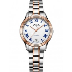 Rotary Ladies Cambridge Bracelet Watch LB05260/01