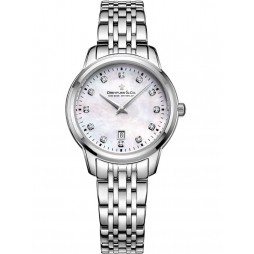 Dreyfuss and Co Ladies 1890 Mother of Pearl Watch DLB00125/41/D