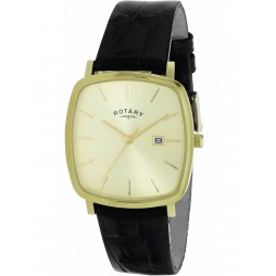 Rotary Mens Strap Watch GS02402-03