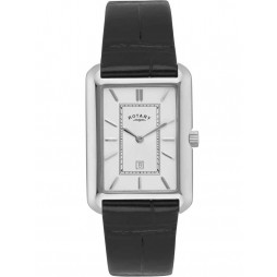Rotary Mens Strap Watch GS02685/02