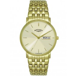 Rotary Mens Bracelet Watch GBI02624-03-DD