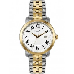 Rotary Mens Bracelet Watch GB02881/21