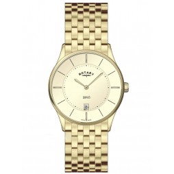 Rotary Mens Ultra Slim Watch GB08203/03