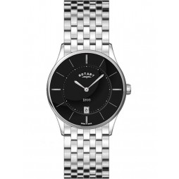 Rotary Mens Ultra Slim Watch GB08200/04