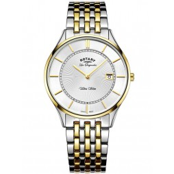Rotary Mens Les Originales Bracelet Watch GB90801/02