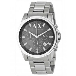 Armani Exchange Mens Chronograph Bracelet Watch AX2092