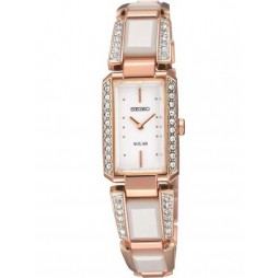 Seiko Ladies Stone Set Watch SUP190P1