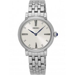 Seiko Ladies Stainless Steel Watch SFQ817P1