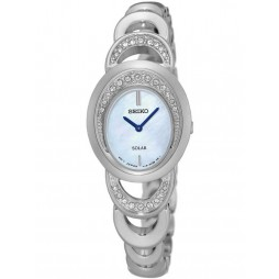 Seiko Ladies Solar Bracelet Watch SUP295P1