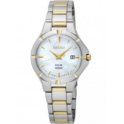 Seiko Ladies Solar Bracelet Watch SUT294P1