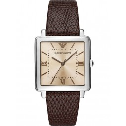 Emporio Armani Ladies Modern Dress Strap Watch AR11099