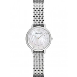 Emporio Armani Ladies Stone Set Bracelet Watch AR2511