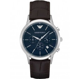 Emporio Armani Mens Strap Watch AR2494