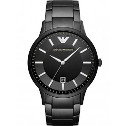 Emporio Armani Mens Black Watch AR11079