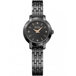 Hugo Boss Ladies Black Bracelet Watch 1502387