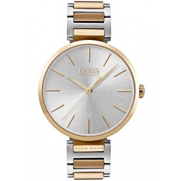 Hugo Boss Ladies Allusion Two Tone Bracelet Watch 1502417
