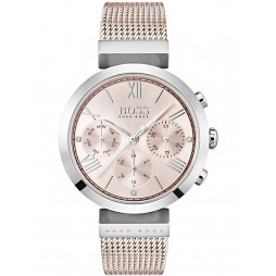 BOSS Ladies Classic Sport Rose Bracelet Watch 1502426