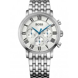 Hugo Boss Mens Elevation Chronograph Bracelet Watch 1513322